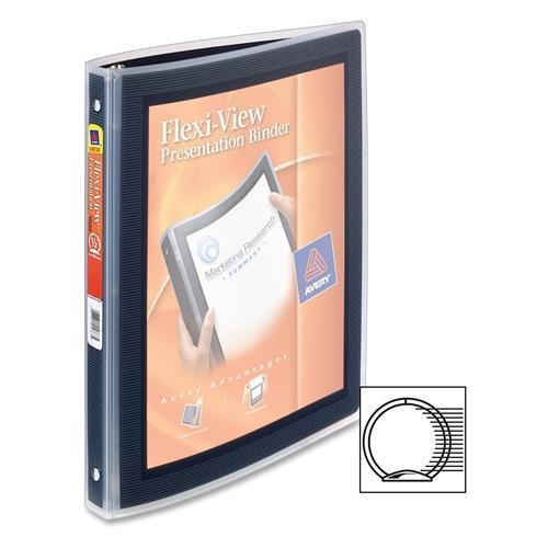 15767 Avery Flexi-View Presentation Binder - 0.50