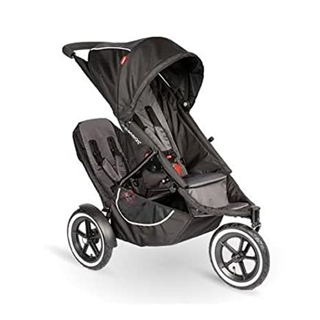 Amazon.com: Phil & Teds Classic carriola con doble kit: Baby