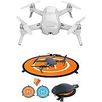 Yuneec Breeze 4K Flying Camera Drone Quadcopter + Landing Gear kIT