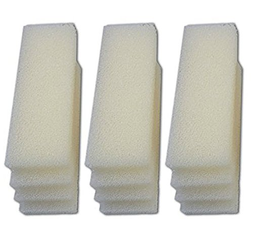 Generic Foam Filters Suitable For Fluval Canister Filters 12pks (Fluval (Canister Filter Foam)