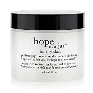 Philosophy Hope in a Jar Daily Moisturizer, Dry Skin, 2 Ounce