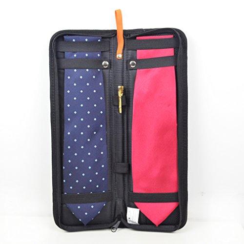 Zippered Tie Case - 6