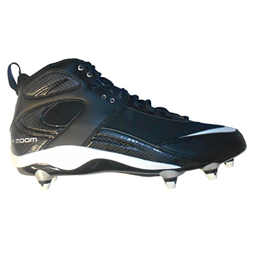 NIKE Air Zoom Blade Pro D New Football Cleats Shoes Black Mens