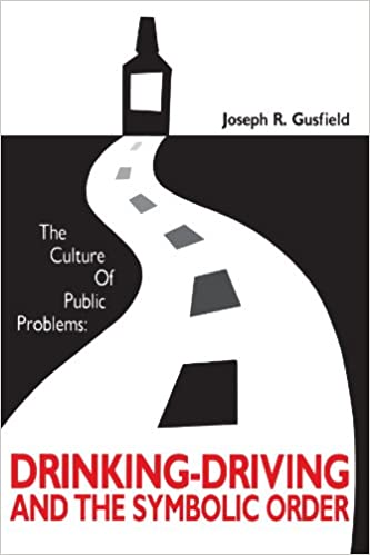Culture of Public Problems: Drinking-driving and the Symbolic Order