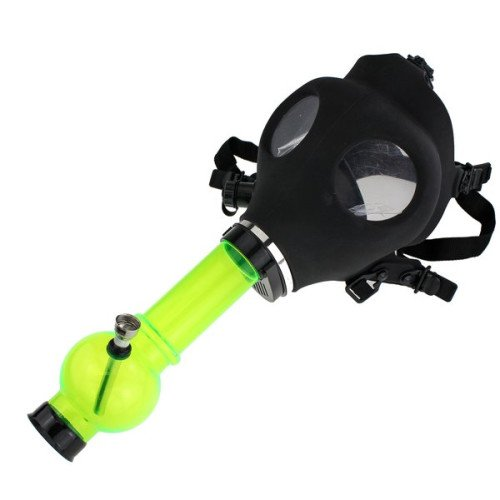gas mask bong amazon