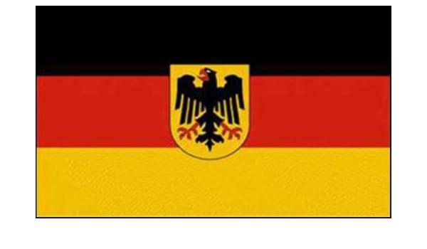 Flags4You - Bandera de Alemania con águila, 90 x 150 cm: Amazon.es: Deportes y aire libre