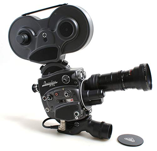 Beaulieu R16 16mm Film Camera w/ 12-120mm AngenieuxLens, Film Magazine