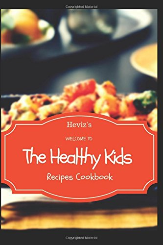 Healthy Kids Recipes Cookbook healthy product image