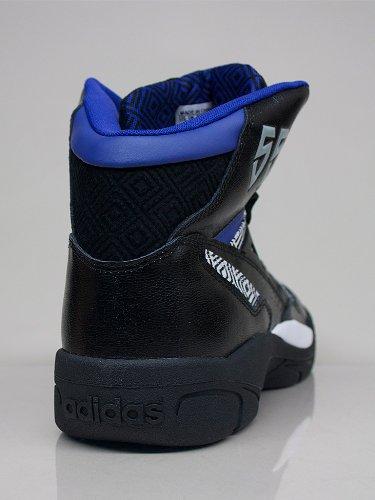 ADIDAS BASKETBALL Q33016 MUTOMBO BLACK