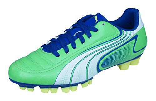 Puma V6.11 GC Jr Niños botas de fútbol Green