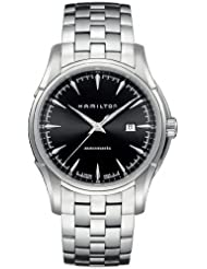 Hamilton Jazzmaster Viematic 44mm Black Dial Mens watch #H32715131