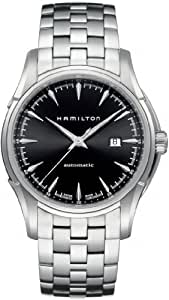 Hamilton Jazzmaster Mens Stainless Steel Bracelet Watch H32715131