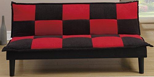 Poundex PDEX-F7001 Futon Mattress, Multicolor ()
