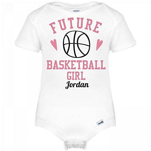 Future Basketball Girl Jordan: Infant Gerber - Jordan New Kids