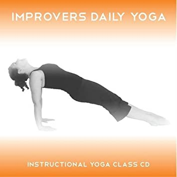 Improvers Daily Yoga: Five Instructional Yoga Sessions: Sue ...