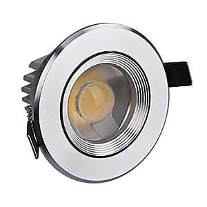 3W 300lm COB LED Spot light AC85-286V HSD641