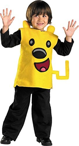 Costumes For All Occasions Dg11503S Wubbzy Classic 2T -