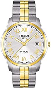 Tissot T049.410.22.033.01 PR 100 For Men (Analog, Dress Watch)