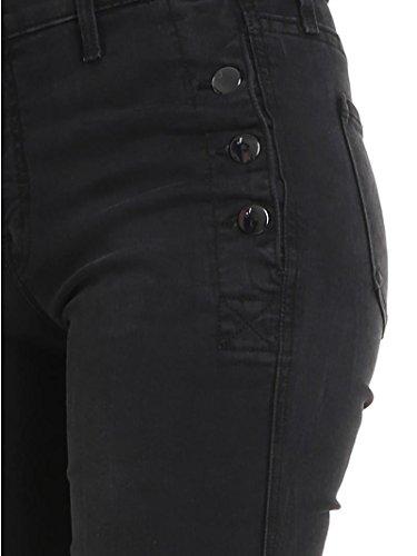 Donna Cotone Jb0010788580i544 Nero Jeans Brand J Fx8CEE