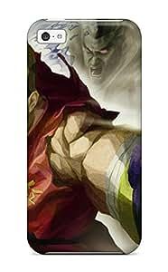 Premium Paul Phoenix Street Fighter X Tekken Heavy-duty Protection Case For Iphone 5c