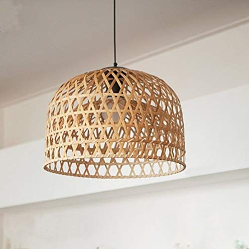 (Kitchen Southeast Asian Bamboo Chandelier, Creative Personality Bar Cafe Restaurant Balcony Aisle Study Pendant Ceiling Light )