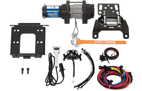 Polaris 2879461 HD Winch - 3500 lb. Load Capacity