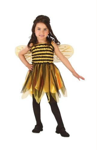 Makeup For Bumble Bee Costumes (Bumble Bee Toddler Costume)