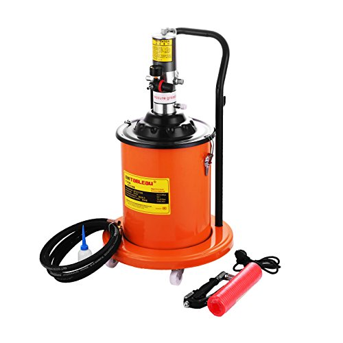 5 gallon pressure barrel - 5