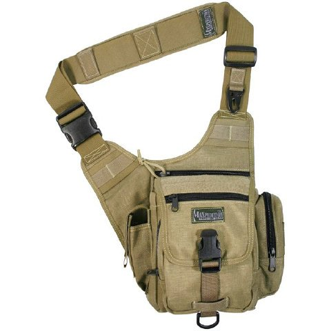 Maxpedition Fatboy S-Type Versipack (Black)