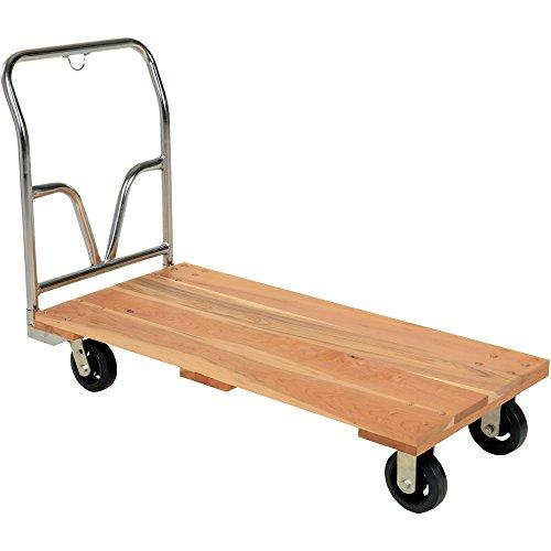 (Top Pack Supply Wood Platform Truck, 24