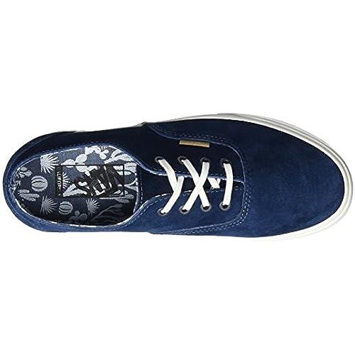 2a9d508a8b 70%OFF Vans Unisex Era Decon CA (Pig Suede Cactus)Ombre Blue Sneakers