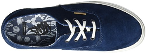 Vans U Era Decon Ca - Zapatillas Unisex adulto Azul