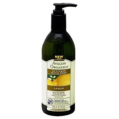 Avalon Organics® 12 oz. Glycerin Hand Soap in Lemon
