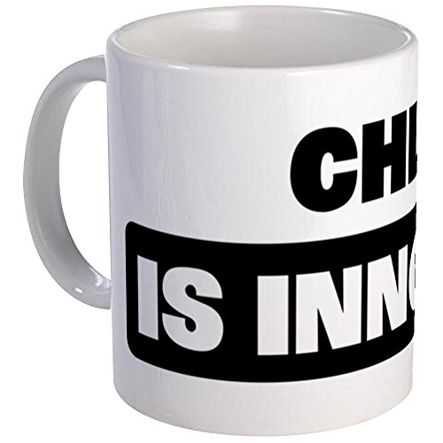 CafePress - CHLOE Is Innocent Mug - Unique Coffee Mug, Coffee Cup (Chloe Coffee)