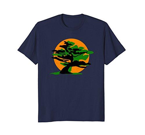 Karate Bonsai Tree (Bonsai Tree Japanese T-shirt I Love Bonsai Sun Tee Shirt)