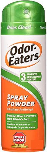 OdorEaters Foot Spray Powder