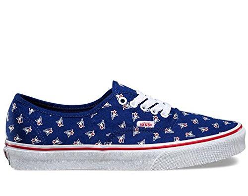 Vans Authentic Mlb Blue Jays Sneakers