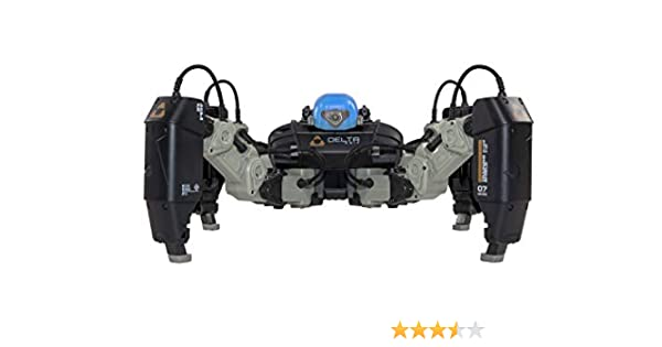 Amazon.es: MekaMon Berserker v2 Gaming Robot – EU (Black)