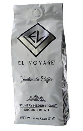 El Voyage Guatemalan Coffee Country (Medium) Roast Ground- 12oz