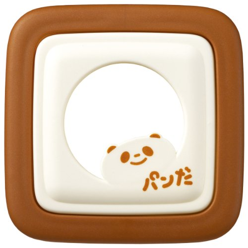 1 X Sando de Panda Japanese Sandwich Cutter by (Sandwich Mold)