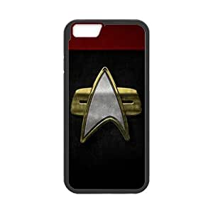 [Perfect-Fit] iPhone 6 Case, [star trek] iPhone 6 (4.7) Case Custom Durable Case Cover for iPhone6 TPU case(Laser Technology) hjbrhga1544