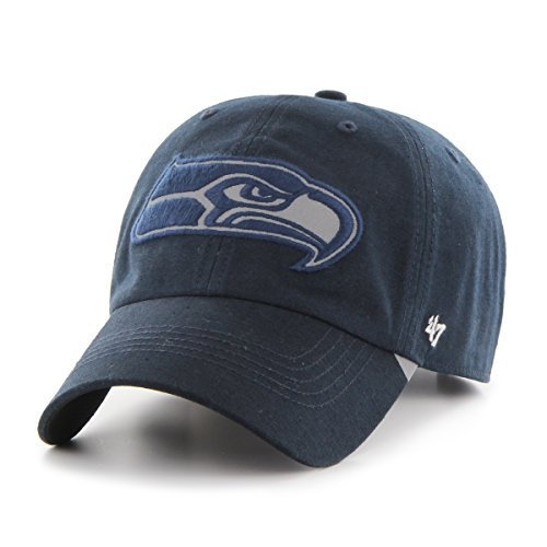 NFL Seattle Seahawks React Clean Up Hat, One Size, (Nfl Football Beanie Caps)