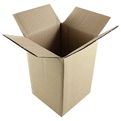 HGP 5'' x 5'' x 36'', 10 pack, Corrugated Cardboard Shipping Mailing Moving Boxes by Harper Grove Productions