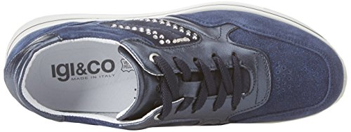 Blu 11542 amp;CO Blu Sneaker IGI Dku Donna gxwPOpRPq