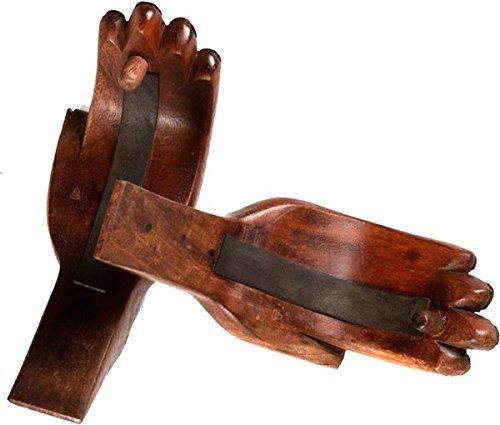 Beatnik Wooden Hands SUP Wall Rack - XXL