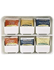 Mind Reader 'Clutch' 6 Drawer Tea Bag Holder
