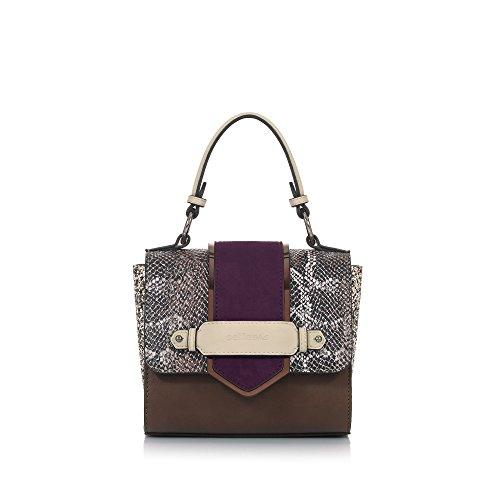 LE PANDORINE - Bolso cruzados para mujer Morado violeta