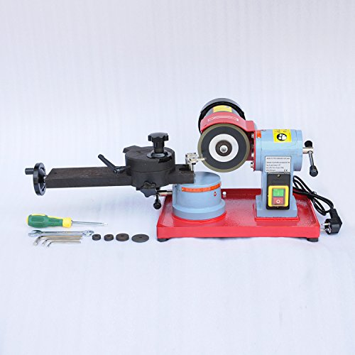 Wotefusi Industrial New 110V 250W Mini Wood Woodwork Plastic Aluminum Alloy Circular Saw Blade Rotary Angle Mill Sharpening Grinder Grinding Machine by Wotefusi