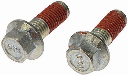 Dorman 14006 Caliper Bolt (Chrome Caliper Mounting)