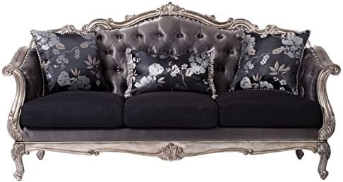 ACME Chantelle Sofa w/3 Pillow